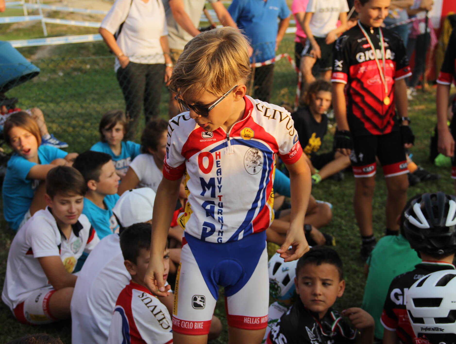 Giordana Custom Kids Collection